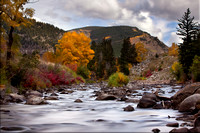 Fall on the Eagle River 080