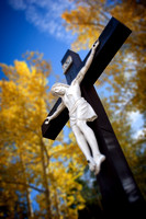 Autumn Crucifix