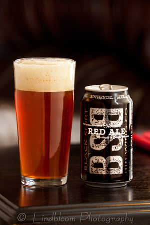 Black Shirt Brewing Red Ale