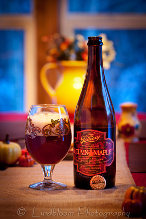 The Bruery Autumn Maple Brown ale